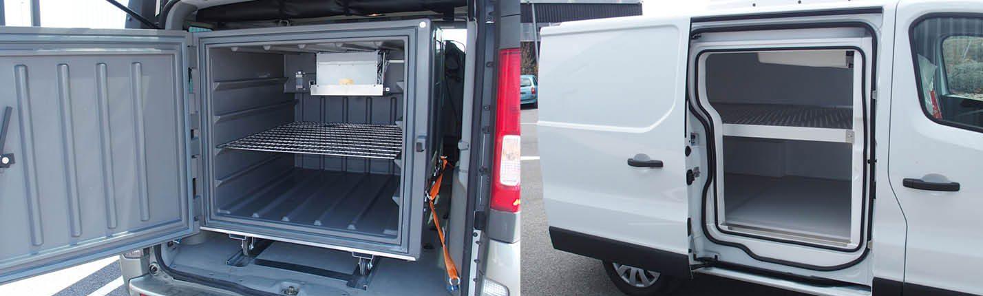 artieres carrosserie frigorifique transport medical