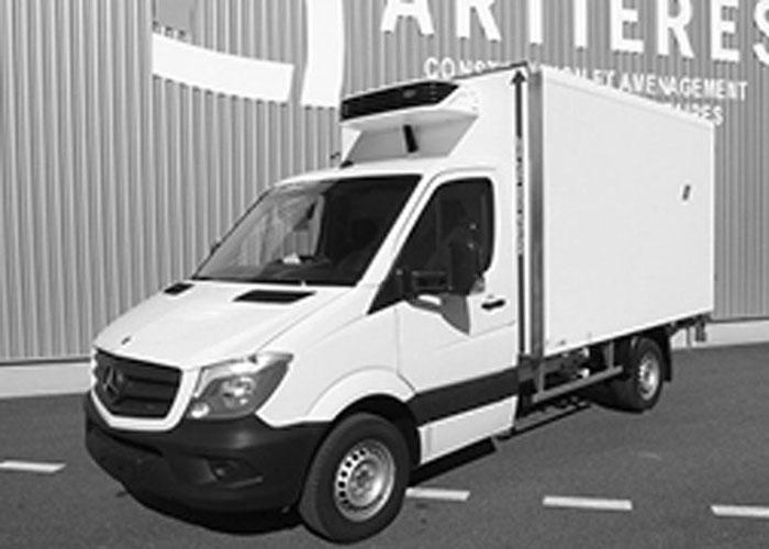 carrosserie artieres produits vehicules frigorifiques