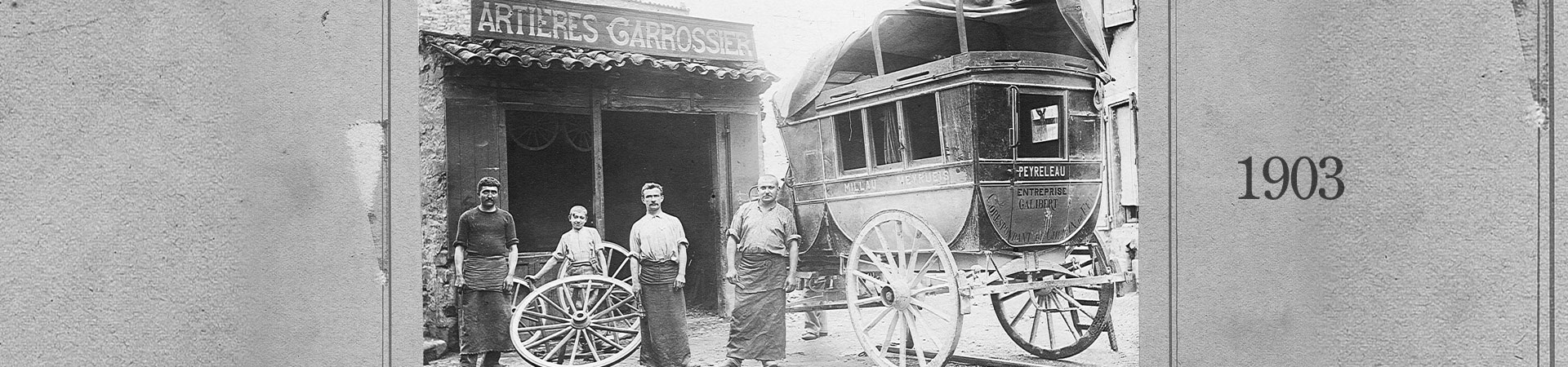 artieres carrosserie entreprise 1903artieres carrosserie entreprise 1903